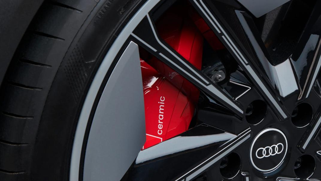 2021 Audi RS e-tron GT quattro Exterior 011