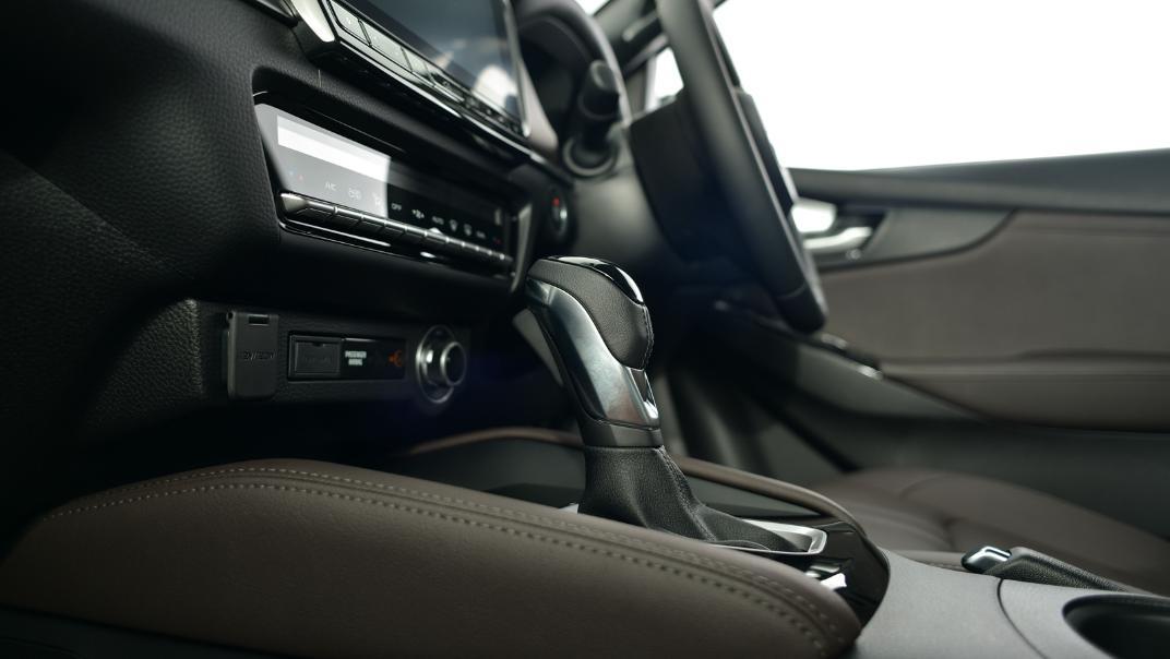2021 Mazda BT-50 Double cab Upcoming Version Interior 005