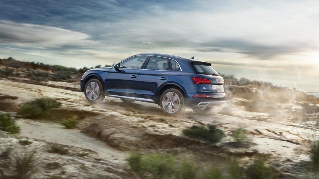 Audi Q5 2020 Exterior 012