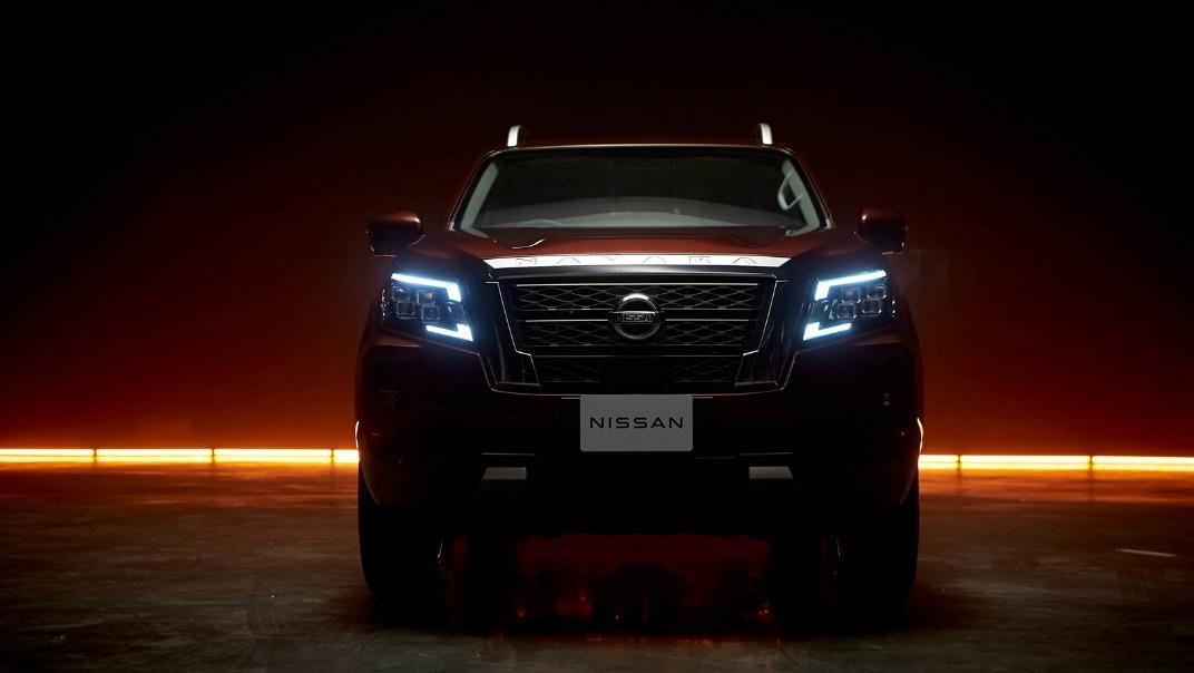 2021 Nissan Navara Double Cab 2.3 4WD VL 7AT Exterior 072