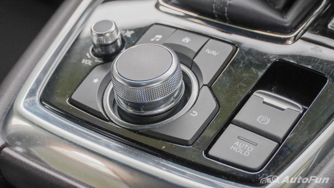 2020 2.5 Mazda CX-8 Skyactiv-G SP Interior 021