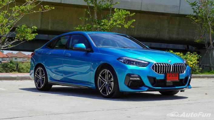 2020 BMW 2-Series-Gran Coupé 1.5 218i M Sport Exterior 003