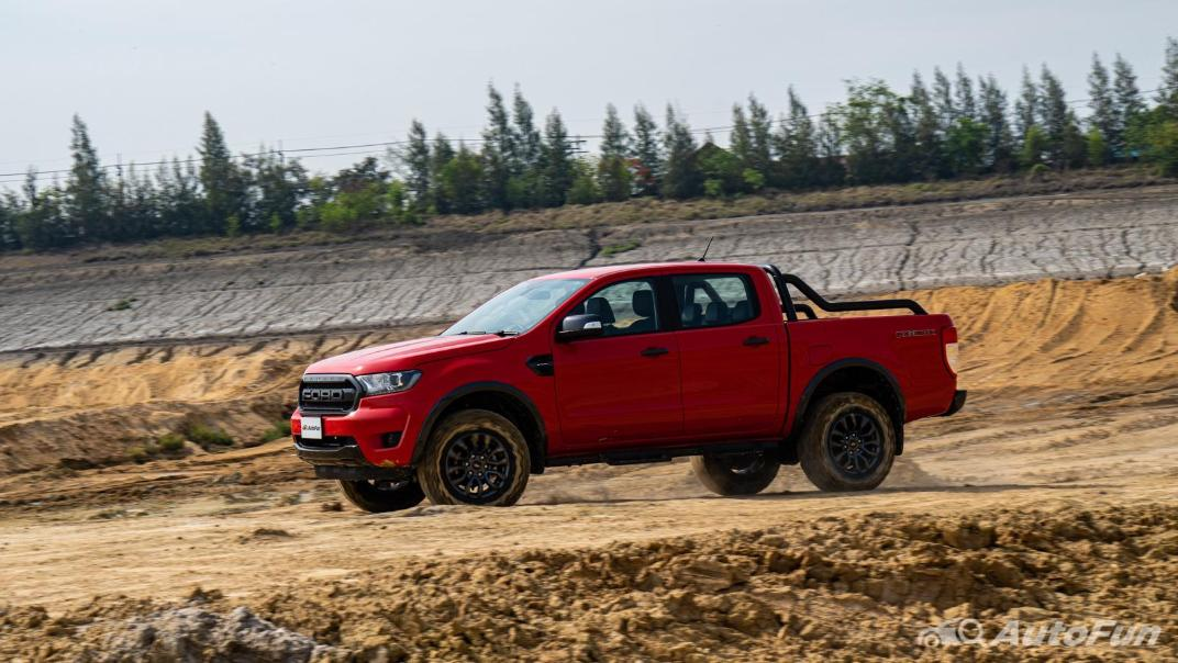 2021 Ford Ranger FX4 MAX Exterior 055