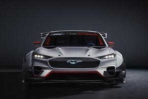 Ford Mustang Mach-E 1400 Prototype รถยนต์ไฟฟ้าที่จะทำให้การแข่งและการดริฟท์ สนุกยิ่งขึ้น