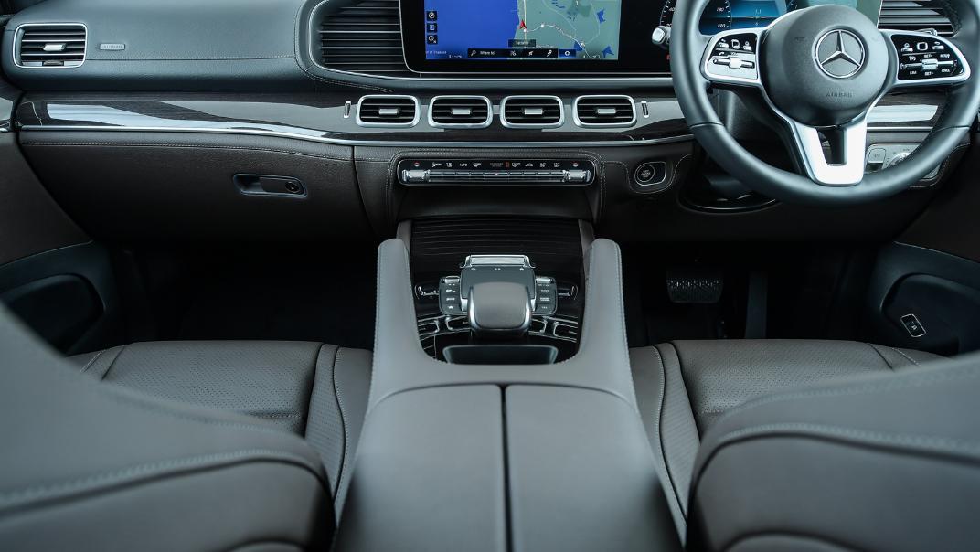 2021 Mercedes-Benz GLE-Class 350 de 4MATIC Exclusive Interior 084