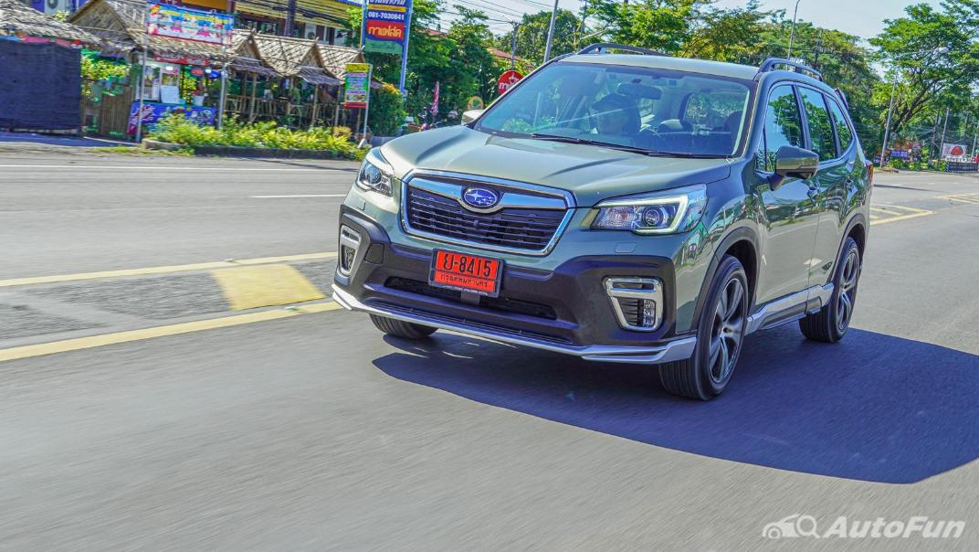 2020 Subaru Forester 2.0i-S EyeSight GT Exterior 044