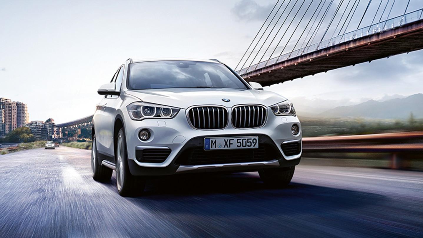 BMW X1 Public 2020 Exterior 005