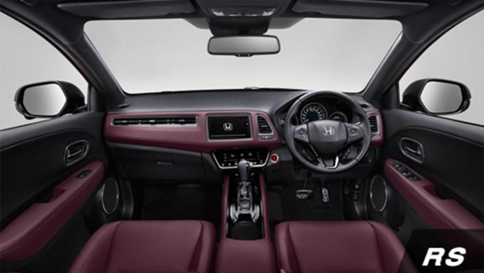 Honda HR-V Public 2020 Interior 001