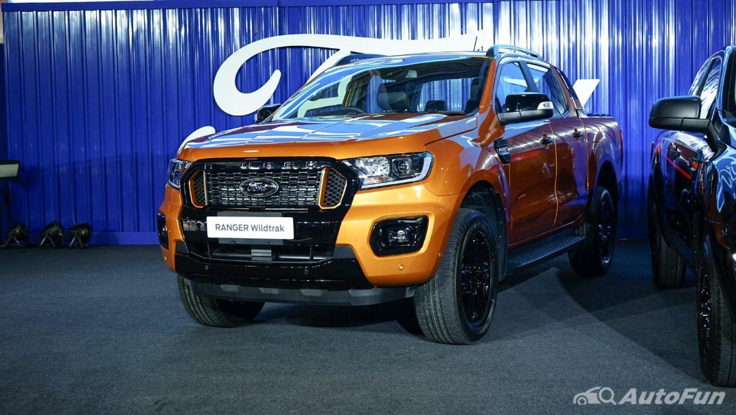 2021 Ford Ranger Wildtrak Exterior 011