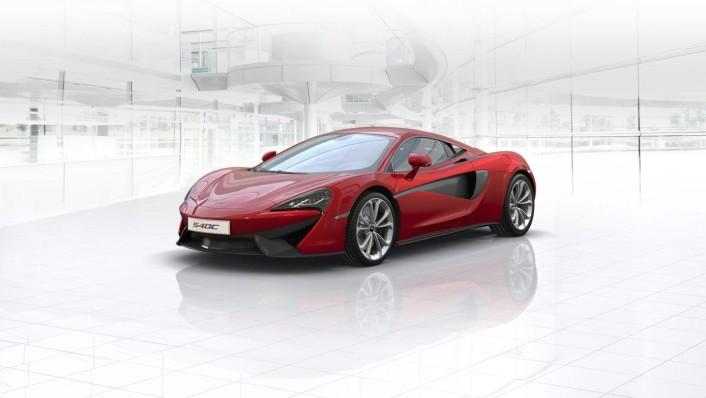McLaren 540C 2020 Exterior 003
