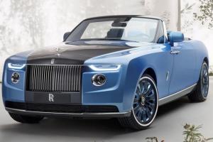 Rolls-Royce Boat Tail อัครยานยนต์หนึ่งเดียวสั่งทำพิเศษ ที่ซื้อ Suzuki Celerio ได้ 2,500 คัน