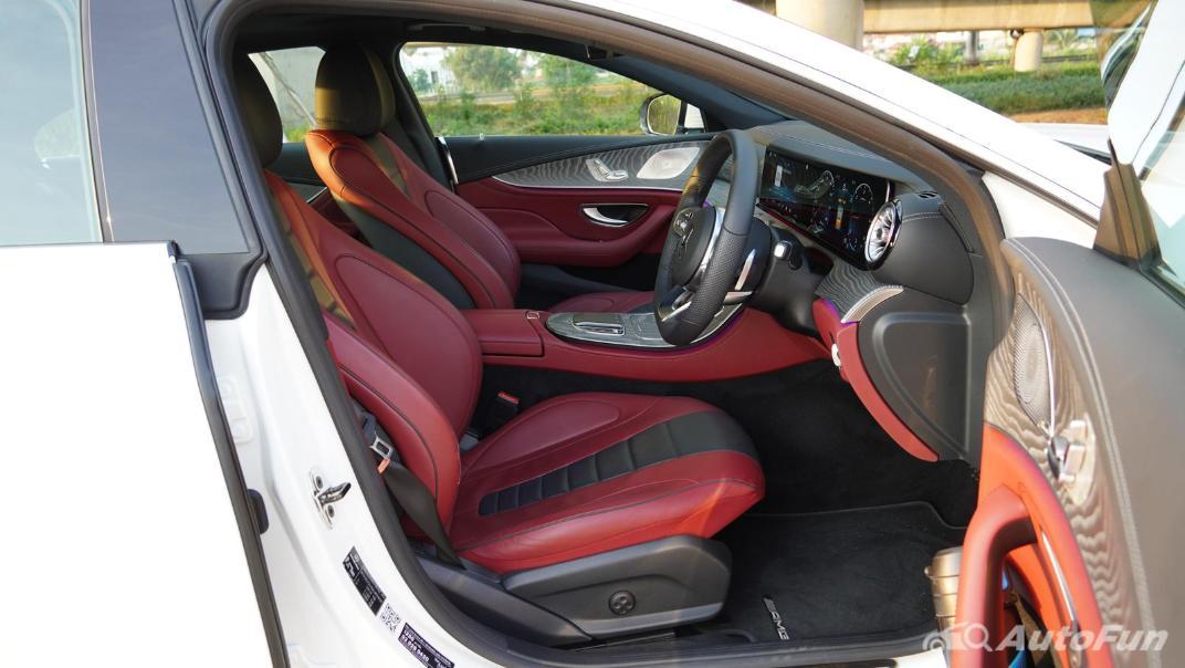 2021 Mercedes-Benz CLS 220 d AMG Premium Interior 037
