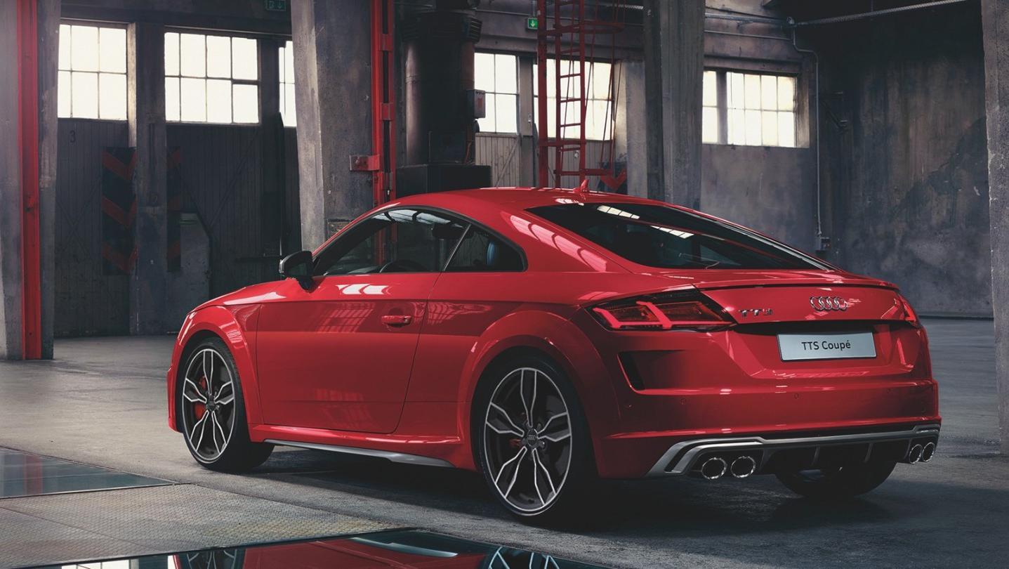 Audi TT Public 2020 Exterior 010