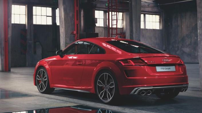 Audi TT 2020 Exterior 010