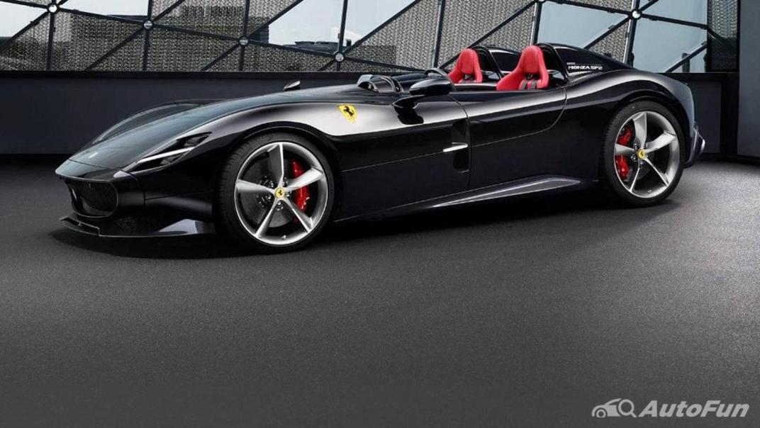 2020 Ferrari Monza SP2 6.5 V12 Exterior 005