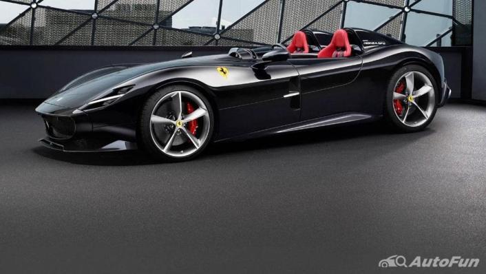 2020 6.5 Monza SP2 V12 Exterior 005