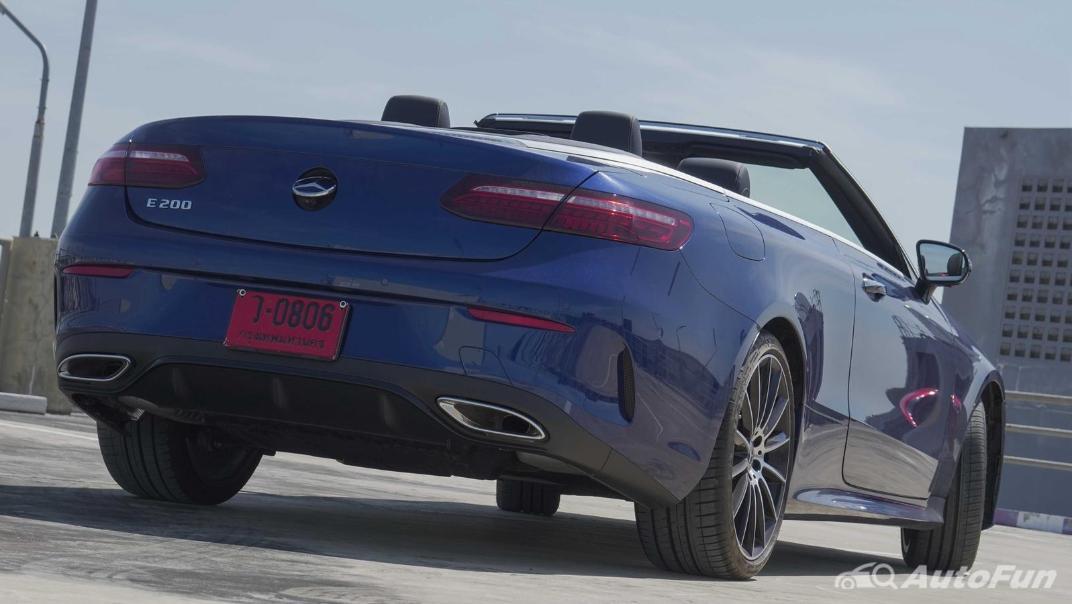 2021 Mercedes-Benz E-Class Cabriolet E 200 AMG Dynamic Exterior 027