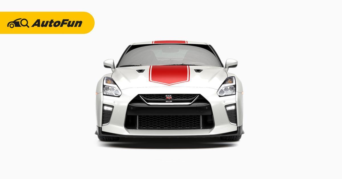 Nissan GT-R (2019 นิสสัน จีที-อาร์)