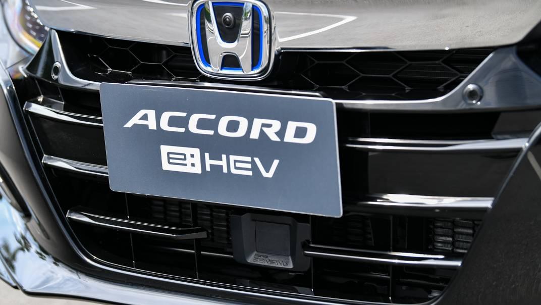2021 Honda Accord 2.0L e:HEV EL+ Exterior 019
