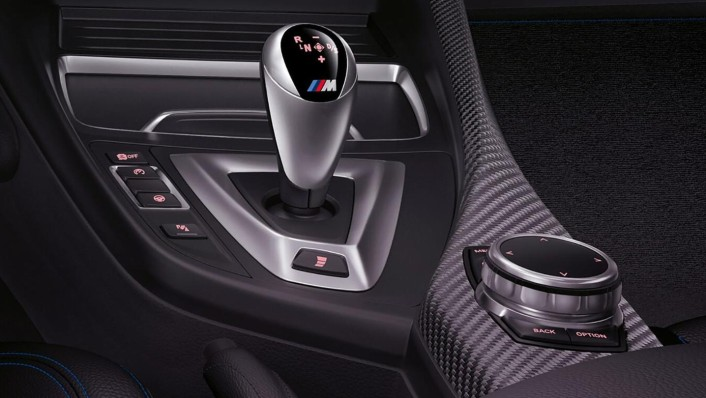 BMW M2-Coupe Public 2020 Interior 004
