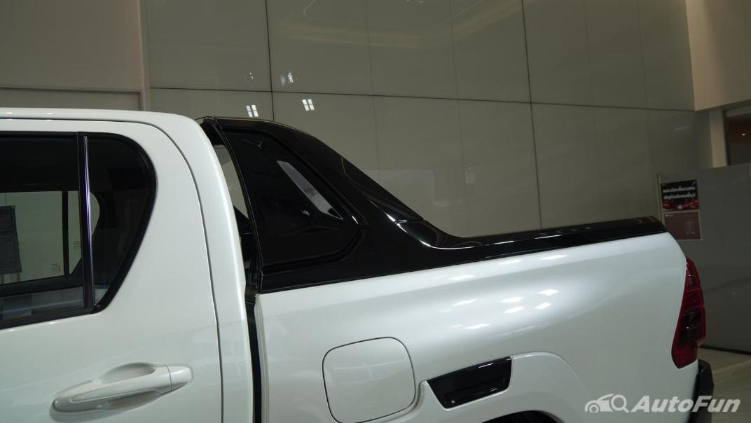 2021 Toyota Hilux Revo Double Cab 4x4 2.8 GR Sport AT Exterior 017