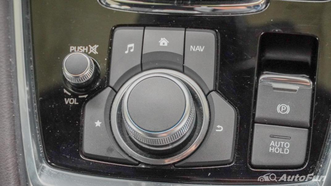 2020 2.5 Mazda CX-8 Skyactiv-G SP Interior 023