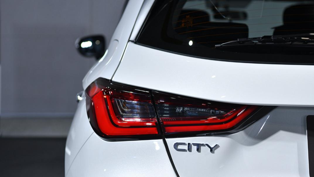 2021 Honda City Hatchback 1.0 Turbo SV Exterior 013