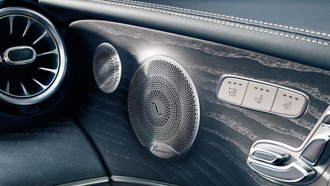 2021 Mercedes-Benz E-Class Cabriolet E 200 AMG Dynamic Interior 077