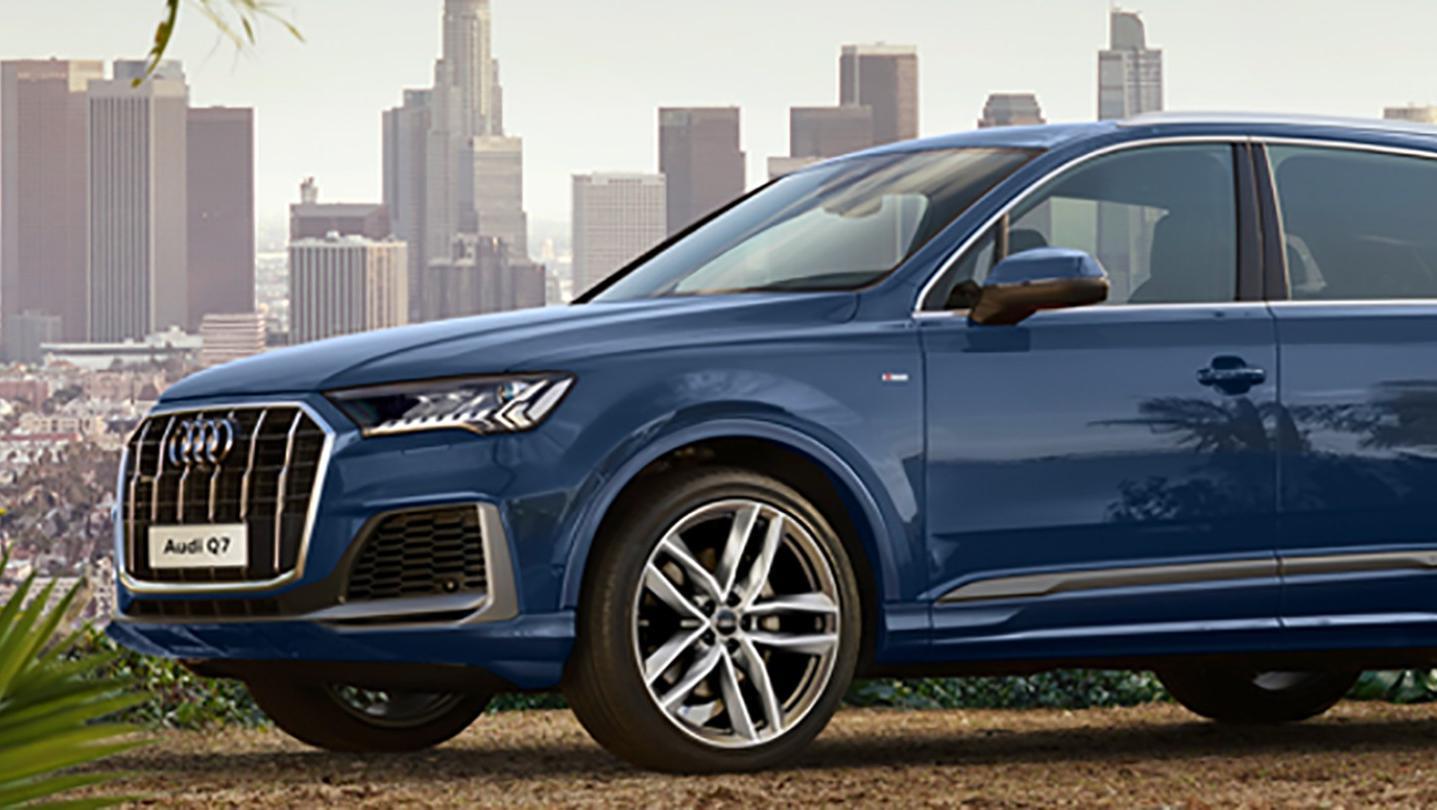 Audi Q3 2020 Exterior 009