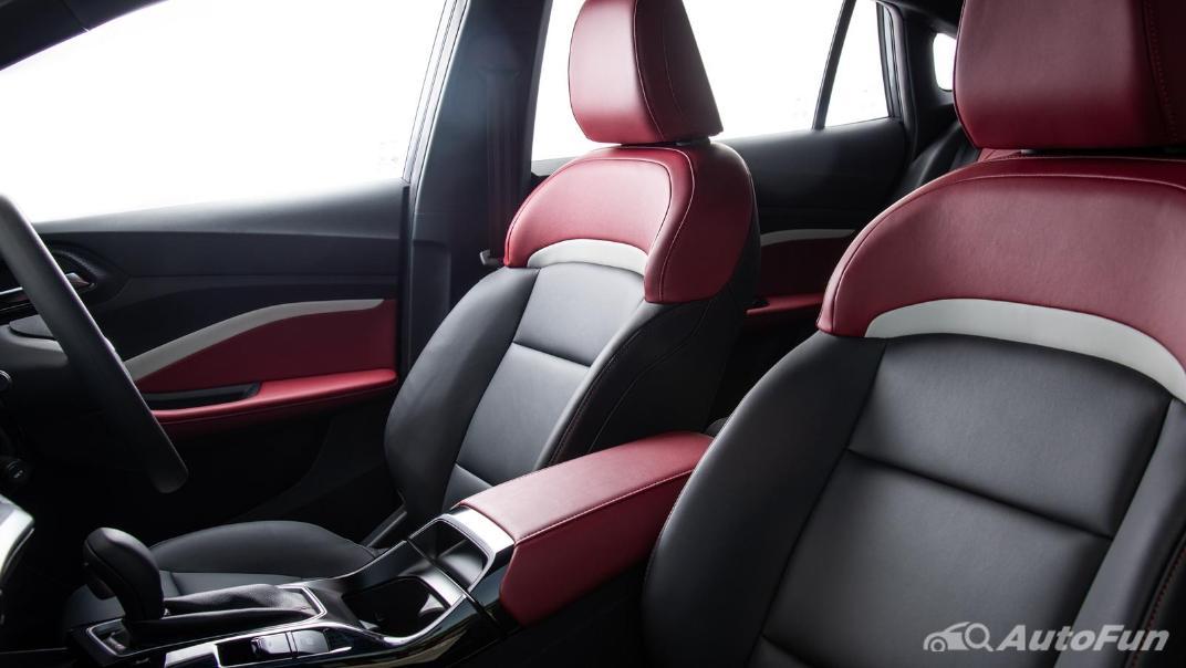 2021 MG 5 Upcoming Version Interior 071