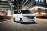 New Hyundai H-1 และ Grand Starex ปรับโฉมใหม่แต่ราคาเดิม