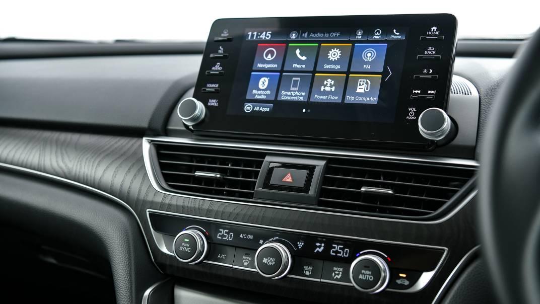 2021 Honda Accord 2.0L e:HEV EL+ Interior 034