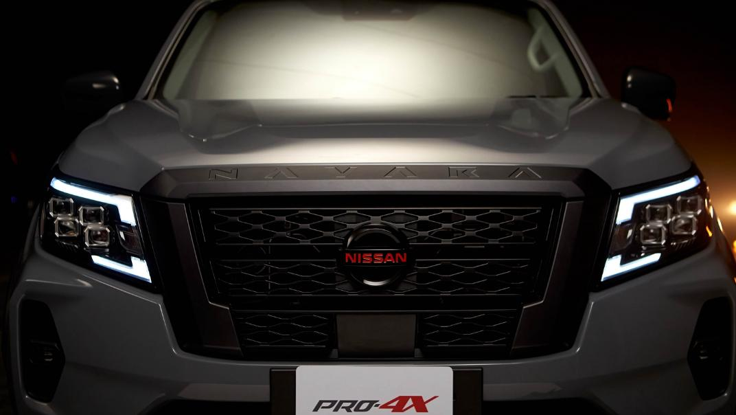 2021 Nissan Navara PRO-4X Exterior 165