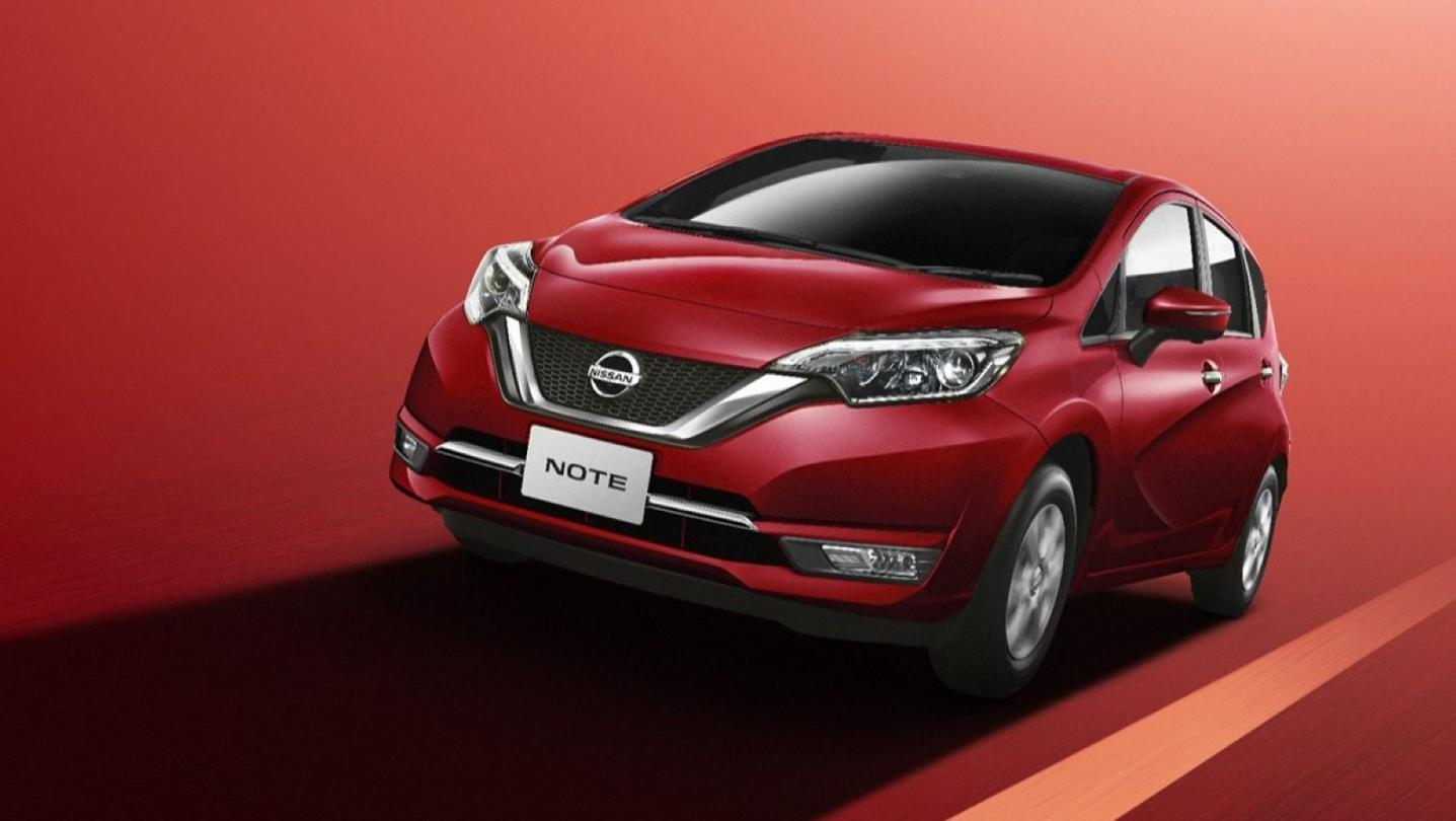 Nissan Note 2020 Exterior 007