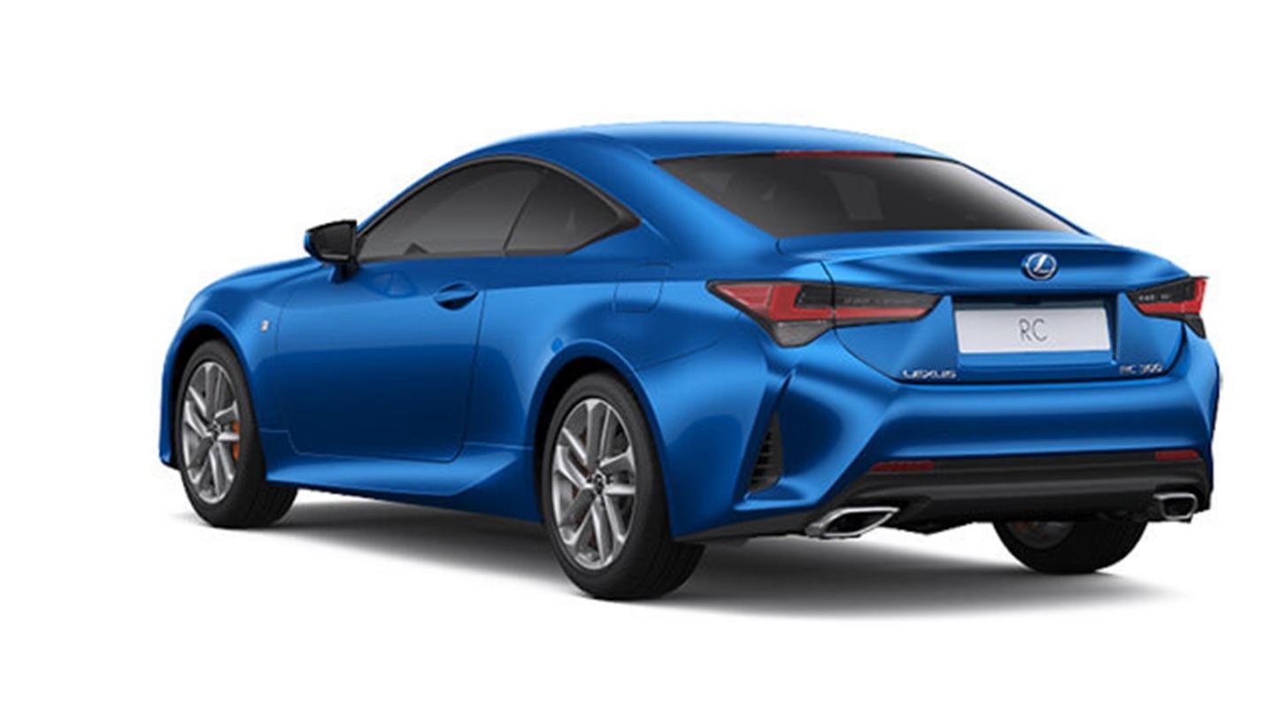 Lexus RC 2020 Exterior 018