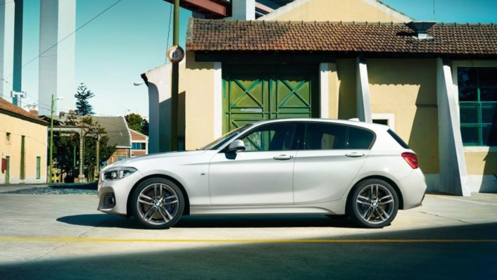 BMW 1-Series-5-Door 2020 Exterior 002