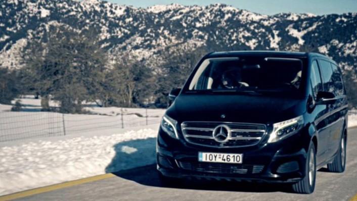 Mercedes-Benz V-Class 2020 Exterior 005