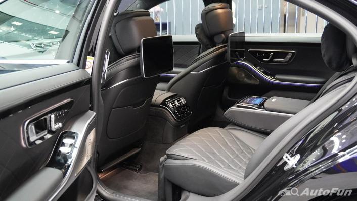 2021 Mercedes-Benz S-Class S 350 d AMG Premium Interior 005