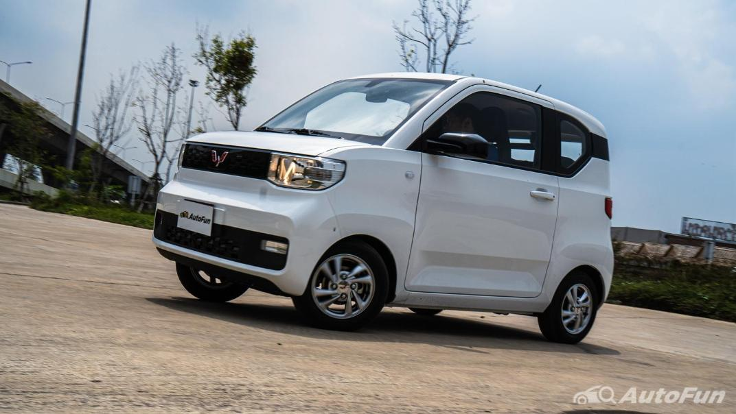 2020 Wuling Mini EV Exterior 039