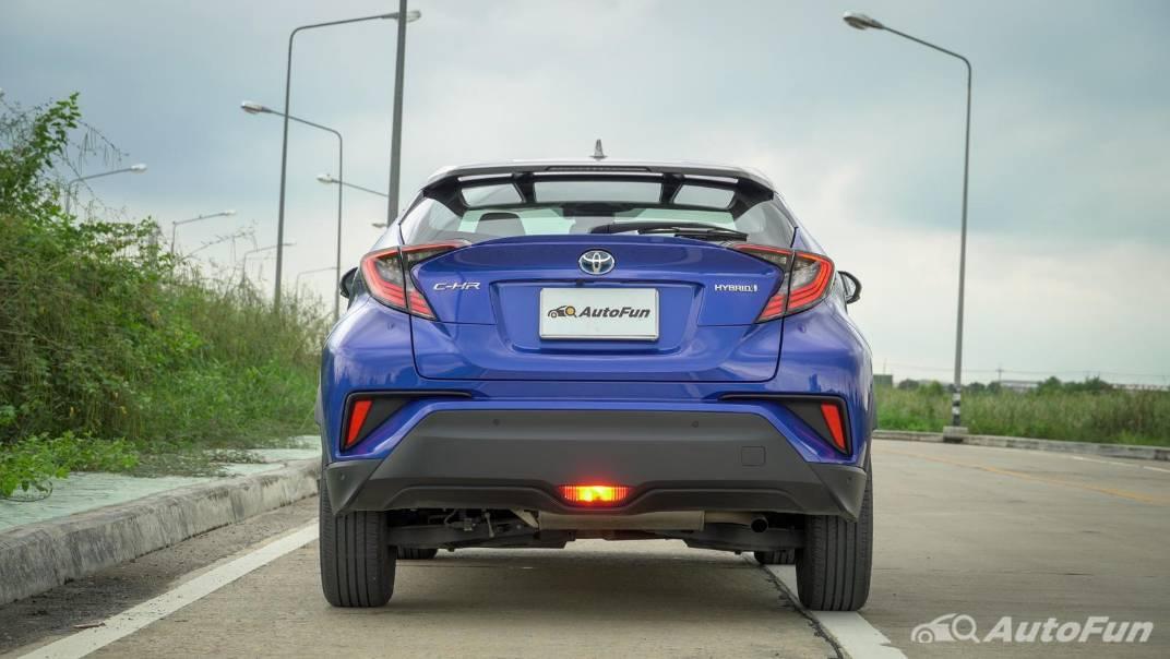 2021 Toyota C-HR Hybrid Premium Safety Exterior 004