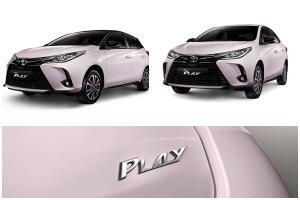 "2021 Toyota Yaris เปิดรุ่นแต่งใหม่ ""PLAY"" Limited Edition ราคาเริ่ม 624,000 บาทได้กล้องรอบคันด้วยนะ"