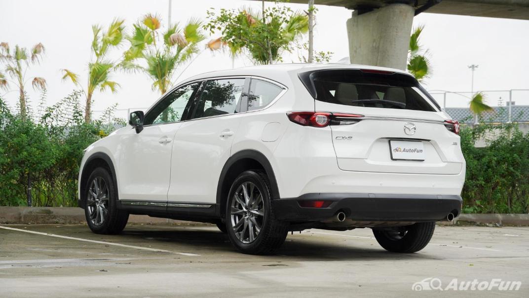 2020 2.5 Mazda CX-8 Skyactiv-G SP Exterior 007