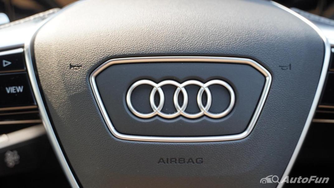 2020 Audi E Tron Sportback 55 quattro S line Interior 007