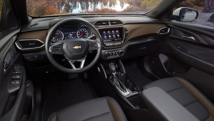 Chevrolet Trailblazer 2020 Interior 001