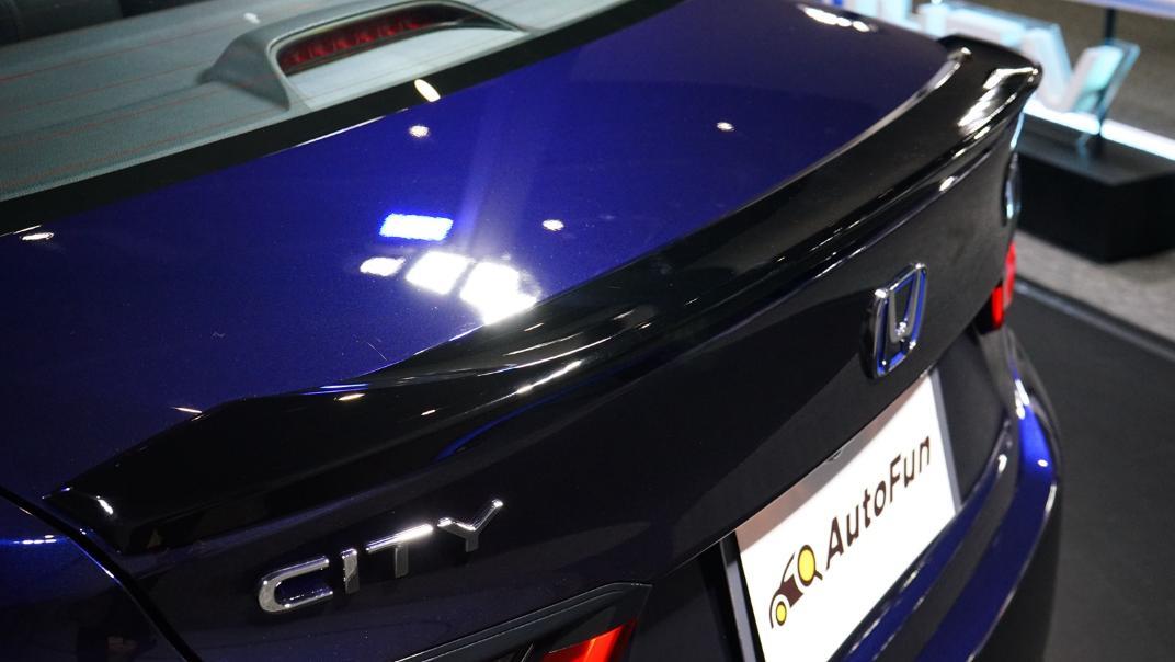 2021 Honda City e:HEV RS Exterior 088