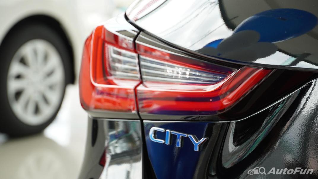 2021 Honda City Hatchback e:HEV RS Exterior 056