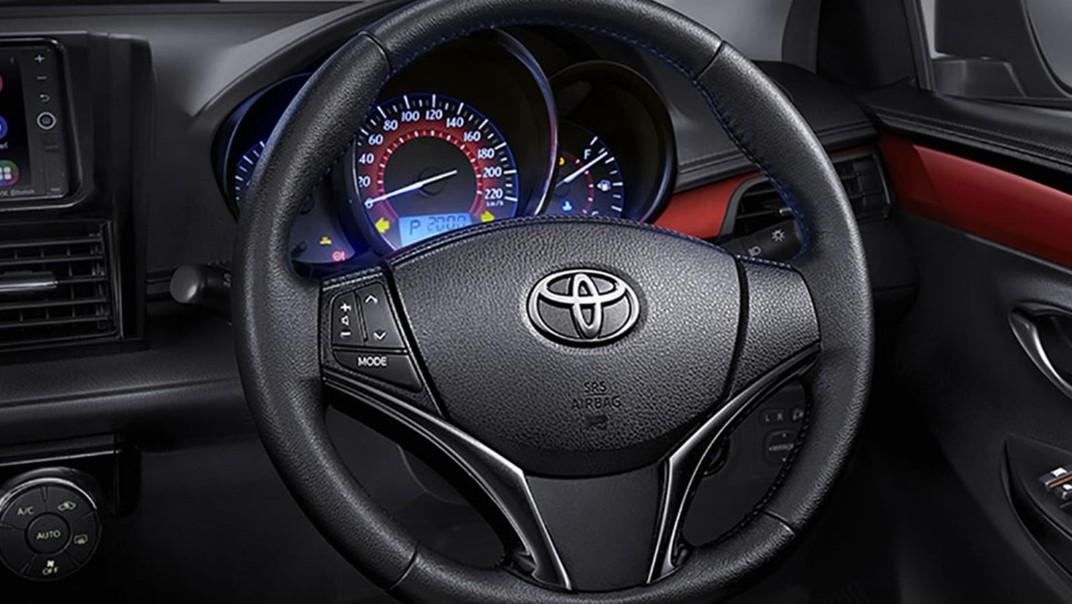 Toyota Vios 2020 Interior 002