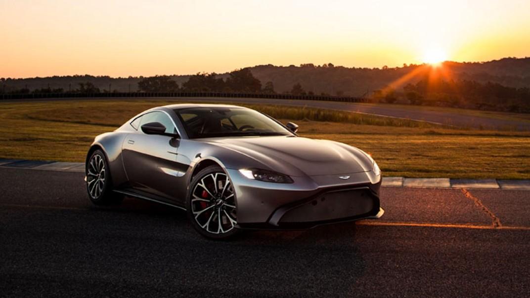 Aston Martin V8 Vantage Public 2020 Exterior 001