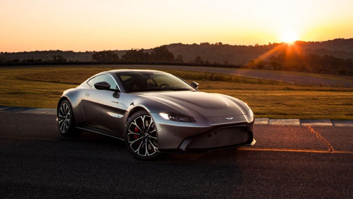 Aston Martin V8 Vantage 2020 Exterior 001
