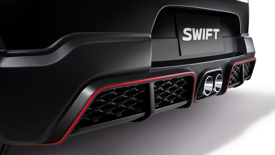 2021 Suzuki Swift 1.2 GL PLUS Exterior 004